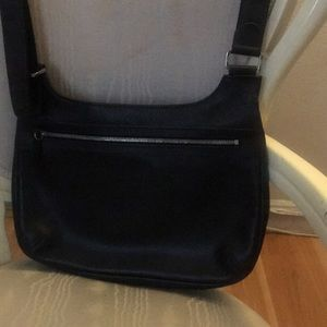 Longchamp Black crossbody bag